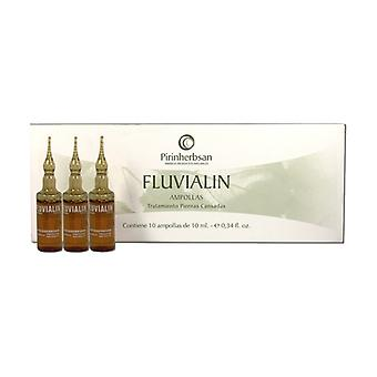 Fluvialin 10 ampoules of 10ml