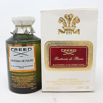 Fantasia De Fleurs by Creed Perfume,Original Formula,Vintage 8.4oz Splash New
