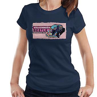 Volkswagen Beetle Established 1949 Women's T-Shirt