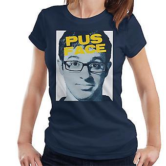Friday Night Dinner Adam Pus Face Women's T-Shirt