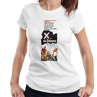 Hammer Horrorfilme X Das Unbekannte nichts kann es stoppen Frauen's T-Shirt