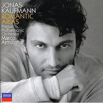 Jonas Kaufmann-Arias románticas [CD] Estados Unidos importar