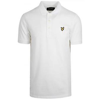 ライル&スコット ホワイト ポロシャツ