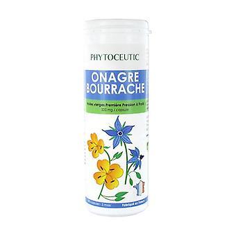 Onagre/borage duo olie 180 500mg capsules