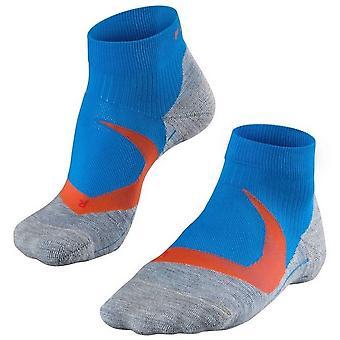 Falke Running 4 Cool calcetines cortos - Osiris Blue