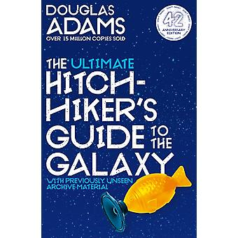 The Ultimate Hitchhikers Guide to the Galaxy von Adams & Douglas