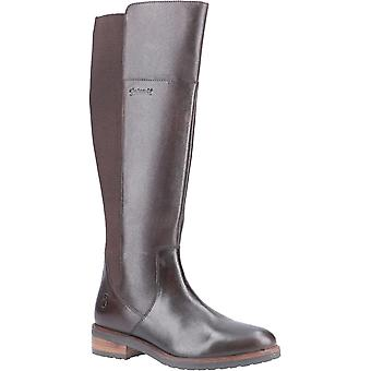 Cotswold Womens Montpellier Long Boot Brown