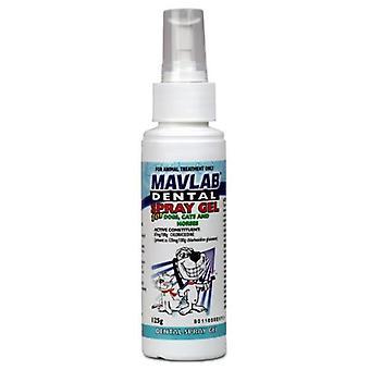 Tandheelkundige Spray Gel 125gm