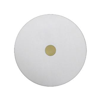 Universal 500mm Frosted Acrylic Diffuser Antique Brass Centre