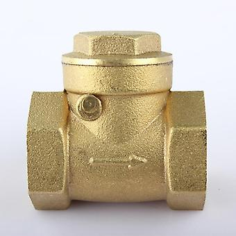 Controleer Valve Horizontaal Type, 24mm / 3/4 Bsp, Female One Way Flow