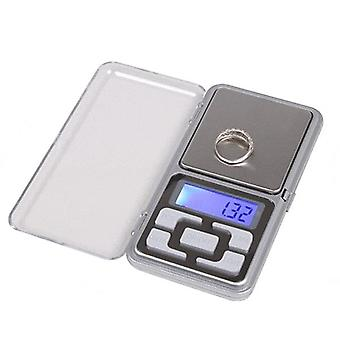 200g/0.01g LCD Digital Kitchen Scale Balance Pocket Electronic Jewely Scale