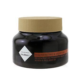 Regenerating & velveting regenerating velvety body scrub 253153 230g/7.9oz