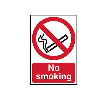 Scannen Nicht rauchen - PVC 200 x 300mm SCA0550