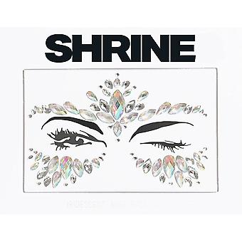 Shrine Individual Self Adhesive Face Jewel - Iridescent Aura