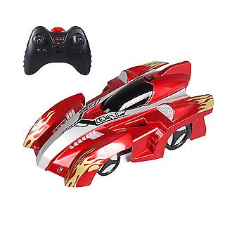 Wall Racing Car,  Remote Control Toy Car Model Christmas