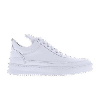 Filling Pieces Low Top Ripple Lane Nappa White 25121721855ALL  shoe