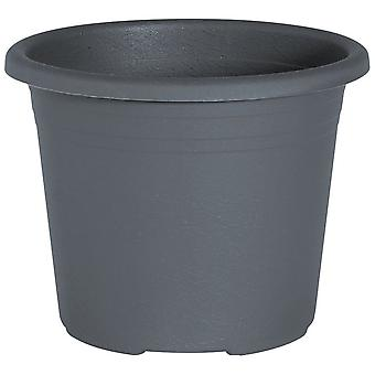 Cylindro pot 35 cm / 14.5 Litre anthracite 641 035 38