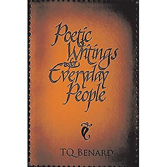 Poëtische geschriften voor gewone mensen