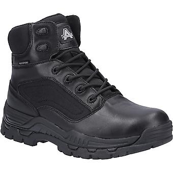 Amblers Mens Mission Waterproof Lace Up Bottes professionnelles