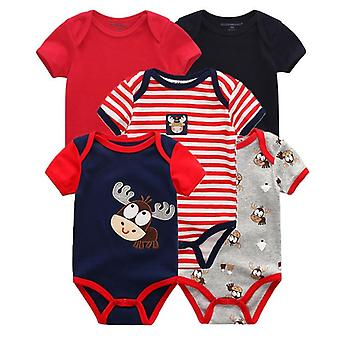 Baby Rompers,  Infantil Jumpsuit, Clothes Summer High Quality Striped Newborn