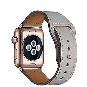 Strap Apple Watch Band Genuine Leather Watchband Accessories