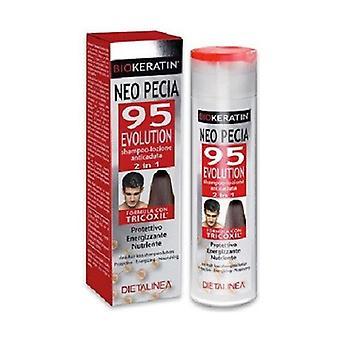 Biokeratin Neo Pecia 95 Shampoo 250 ml