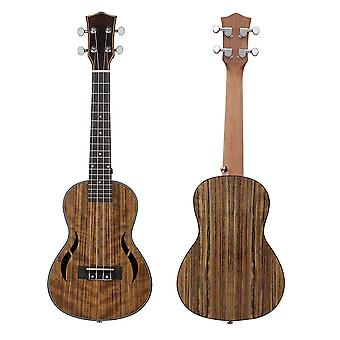 26 inch Ukelele Walnut Ukulele String Instruments 4 String Guitar Mini Guitar