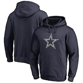 Dallas Cowboys Løs Hettegenser Topper WYK132