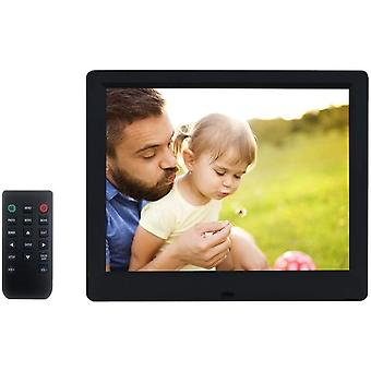 9 Inch IPS Digital Picture Frame Full Angle1024x768 High Resolution LCD Screen