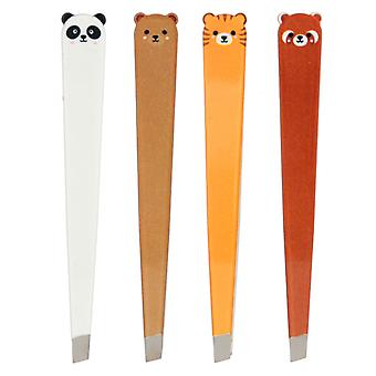 Fun Cutiemals Animal Design Tweezers