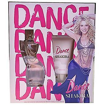 Shakira Dance Gift Set 50ml EDT + 50ml Body Lotion for Women