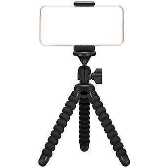 Ailun telefoon camera statief mount / stand, compacte telefoon houder, compatibel met camera galaxy s20 s20 + s2