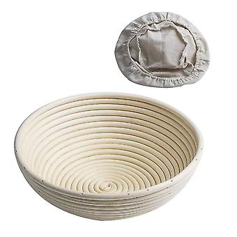 22cm Round Bread Proofing Basket