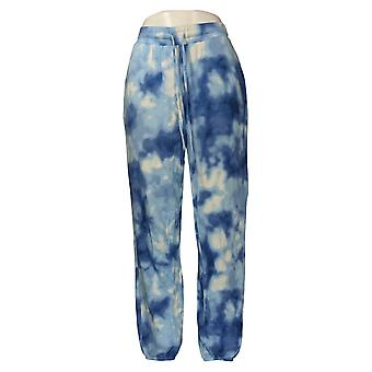 All Worthy Hunter McGrady Women's Pants Regular Jogger Blue A387048