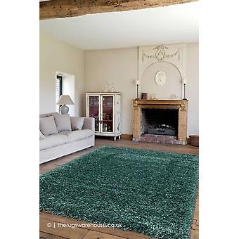 Twilight Aqua groen tapijt