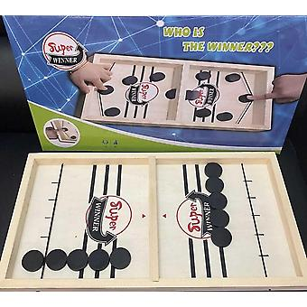 Fast Sling Puck Game Winner Board Party Parent-child Family Interactive Fun Toy