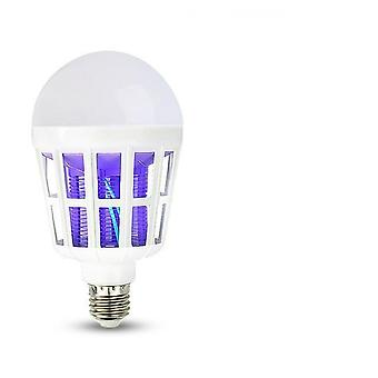 2-in-1 / E27 Uv led Bulb Mosquito Killer Lamp, Trappola Insect Killer, Fly Bug