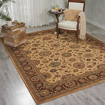 Viviente tesoro alfombras de Nourison Li05 en Beige