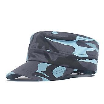 قبعات عسكرية كلاسيكية، قبعات شمسية مموهة للجيش في الهواء الطلق للتخييم الرياضي/النساء