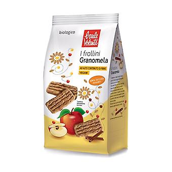 I granomela - wholemeal biscuits with no added sugar - wellness line 250 g