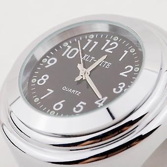 Uhr wasserdichtes Motorrad Zubehör, Lenker Uhr Intercom Dekor