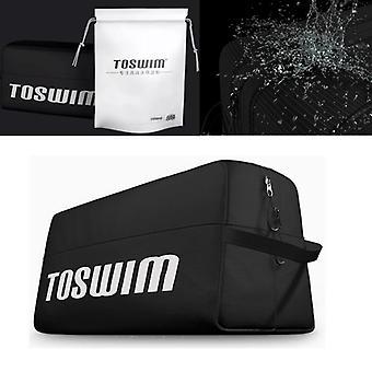 TOSWIM EVA+PE Waterproof Dry Wet Separation Swimming Bag Outdoor Sports Camping Bag