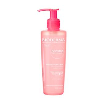 Gentle Cleansing Gel with Moisturizing and Soothing Action Sensibio 200 ml