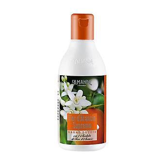 Bathroom Shower Orange Blossom Supreme 250 ml
