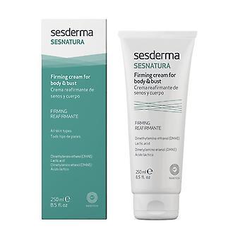 Sesnatura Reaffirming Cream bust and body 250 ml of cream
