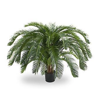 Kunstig Cycas Palm Deluxe 125cm