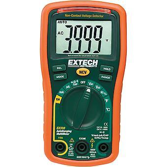 Extech EX330 AC/DC Mini Digital Multimeter