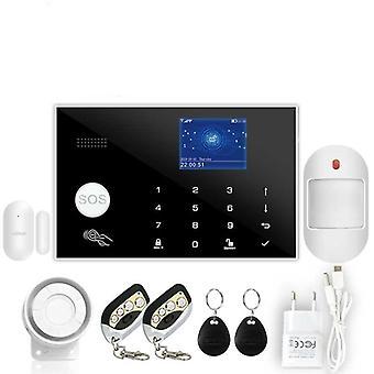 Wifi Gsm -hälytysjärjestelmä