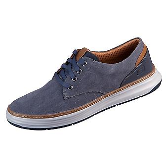 Skechers Moreno Ederson 65981NVY universal all year men shoes