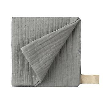 Baby zakdoek zachte absorberende gaas doek, pasgeboren gezicht voeden badhanddoek